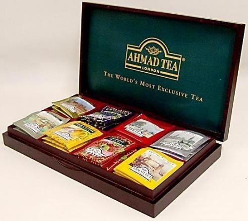 Ahmad Tea Tea Companion 48 x 2 g