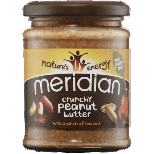 Crunchy Peanut Butter with a pinch of salt 280g
