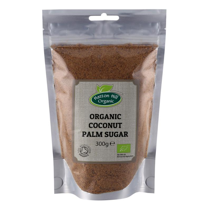 Ekologisk kokospalmer Socker 300g