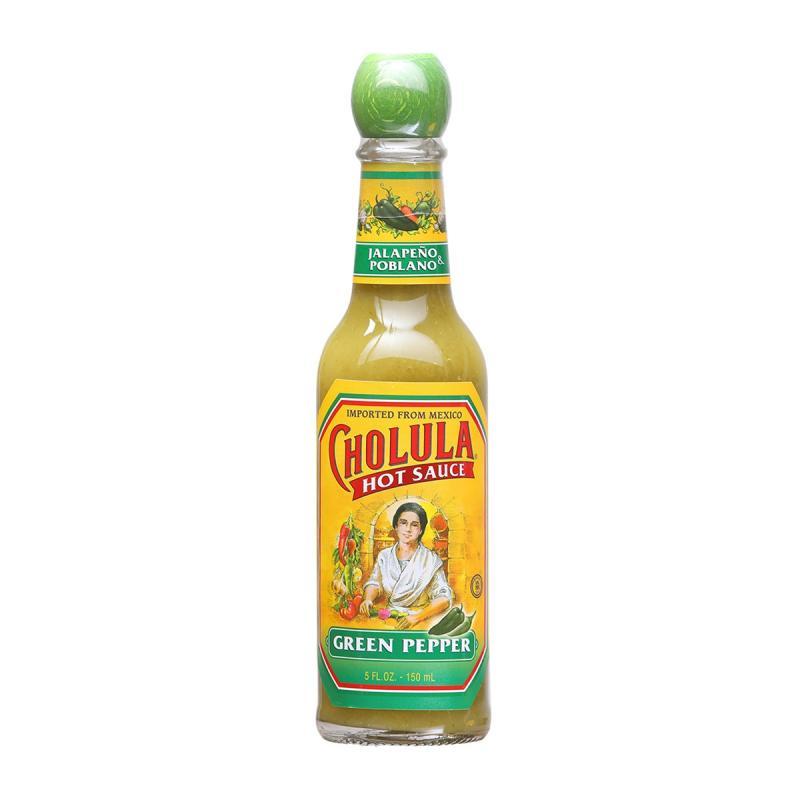 Cholula Green Pepper Hot Sauce150ml