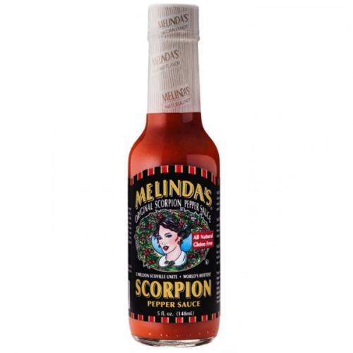 Melinda's Scorpion Pepper Sauce 148ML