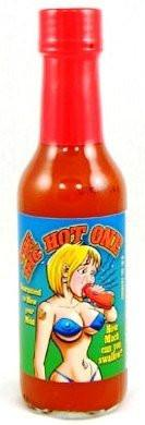 The Big Hot One Hot Sauce