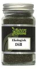 Ekologisk Dill Blad / Organic Dill Leaf 20g