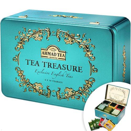 Tea Treasure Tea Selection 60 Teabags