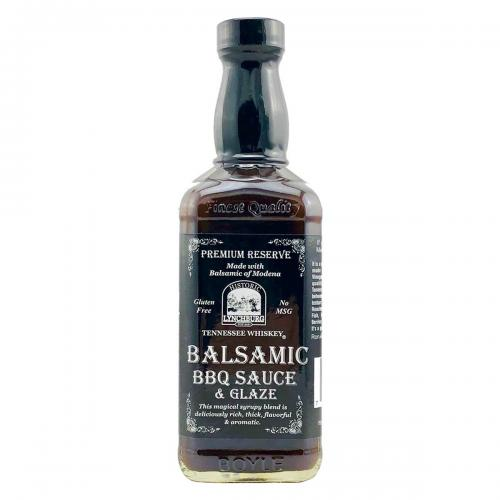 ​Historic Lynchburg Tennessee Whiskey Balsamic BBQ Sauce and Glaze