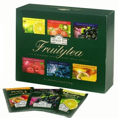 Fruitytea 60 Teabags / Fruktte 60 Tepåsar