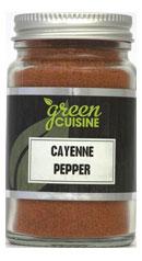 Cayennepeppar / CAYENNE-PEPPER 65gr
