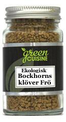 Ekologisk Bockhornsklöver Frö / Organic Fenugreek Seed 90g