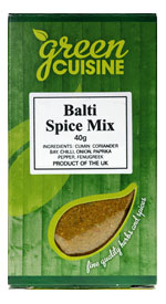 Balti Stir Fry Mix 40g