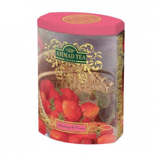 Fine Tea Collection Strawberry & Cream 100gr