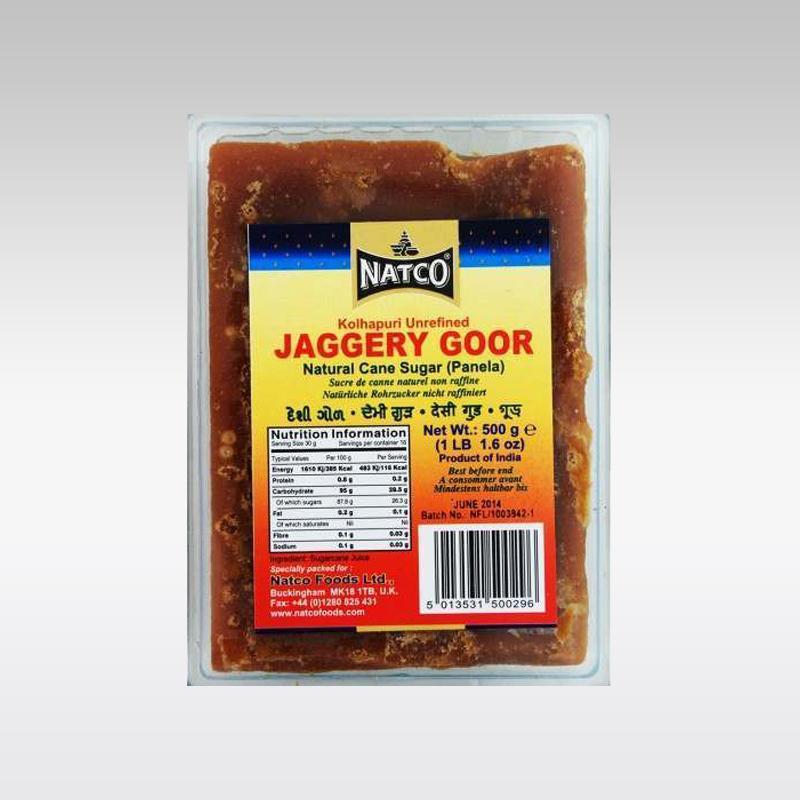 Jaggery Goor Cubes 500gr