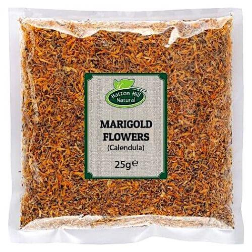 Marigold Flowers (Calendula) 25g