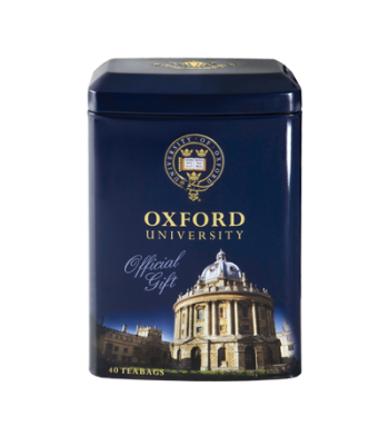 OXFORD UNIVERSITY CADDY 40 Teabags