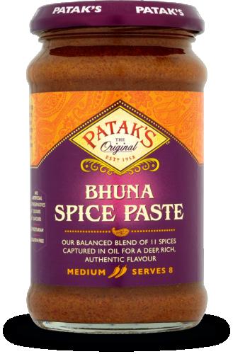Patak's Bhuna Spice Paste 340g