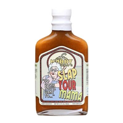 Slap Your Mama Hot Sauce