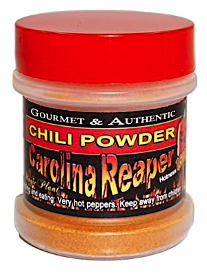 Carolina Reaper Powder 1/2oz