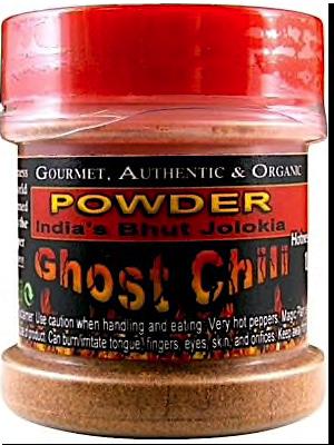 Ghost Chili Powder 25g