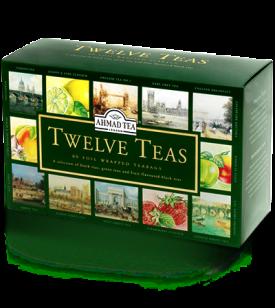 Tolv Te / Twelve teas 60 Teabg