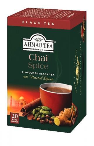 Chai Spice 20 Tepåsar