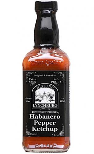 ​Historic Lynchburg Tennessee Whiskey Habanero Pepper Ketchup