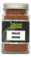 Chili (malen) / Chilli Ground 60g