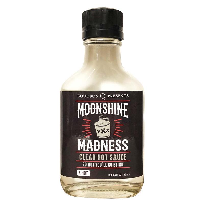 Moonshine Madness Hot Sauce 100ml