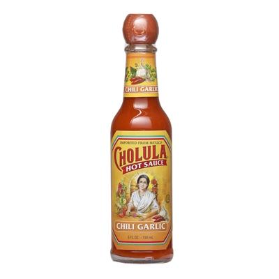 Cholula Chile Garlic Hot Sauce 150ml