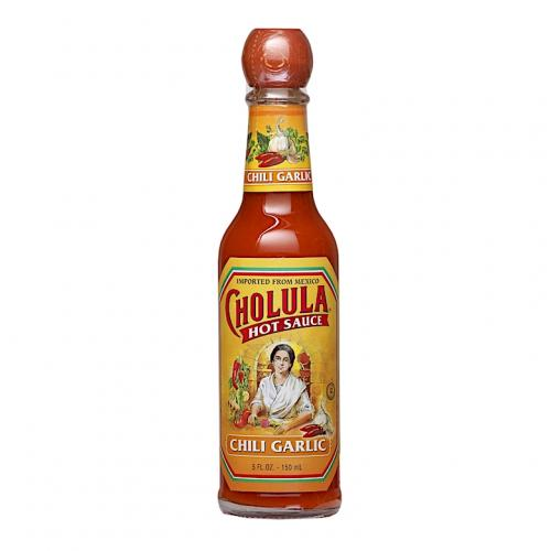 ​Cholula Chile Garlic Hot Sauce