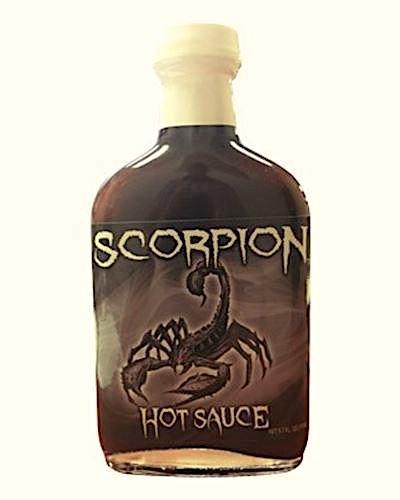 Scorpion Hot Sauce (5.7 FL.OZ. / 170 ml )
