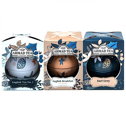 Twilight Tea Baubles Assorted Blends 3x30gr