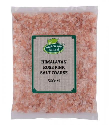 Himalayan Rose Pink Salt Coarse 500gr