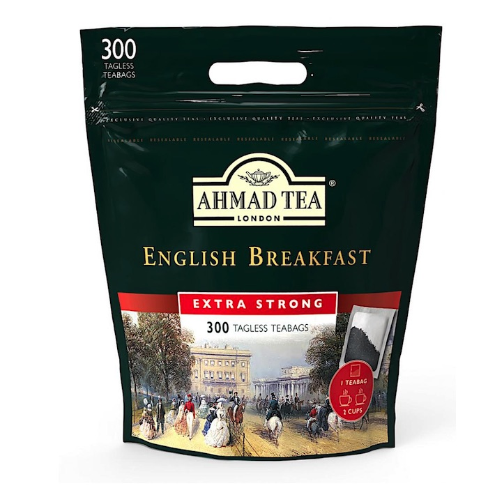 English Breakfast Extra Strong 300 Teabags