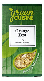 Apelsinskal / Orange Zest 25gr