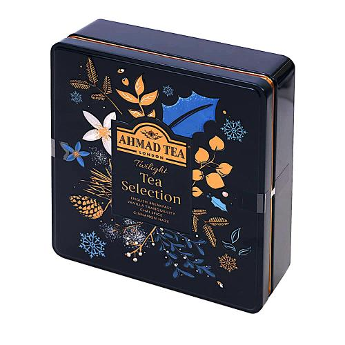 Twilight 4x8 Teabags Selection Caddy