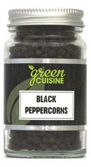 Ekologisk Pepparkorn Svart  / Organic Peppercorns Black 65gr