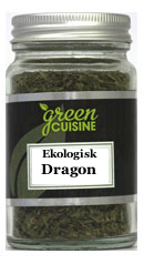 Dragon, Ekologisk