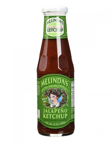 Melinda's Tangy and Spicy Jalapeno Ketchup 390g