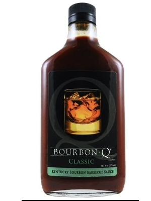 Bourbon Q Classic Kentucky Bourbon BBQ Sauce