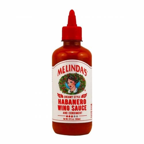 Melinda's NEWEST Creamy Style Wing Sauces Gift Set