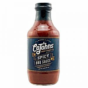 Cajohns Spicy BBQ Sauce