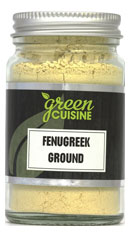 Bockhornsklöver (malen) / Fenugreek Ground 75gr
