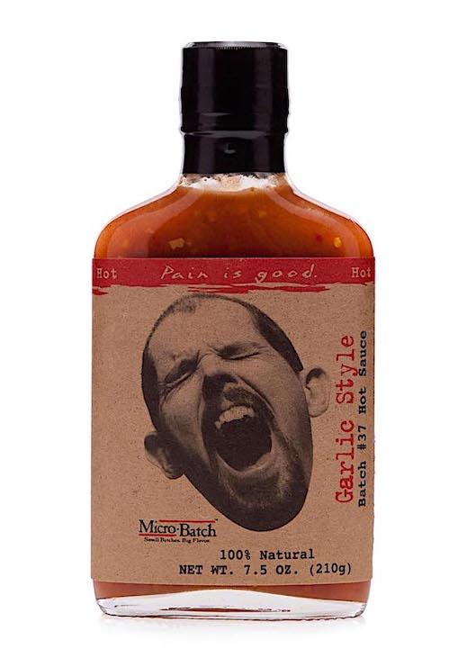 Pain Is Good Batch # 37 Habanero Garlic Hot Sauce