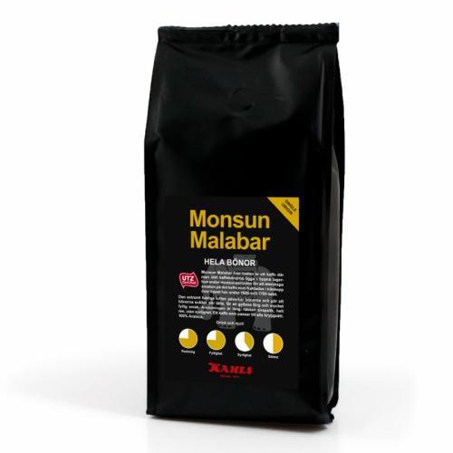 Monsun Malabar 200 g Helt Kaffe ( UTZ )