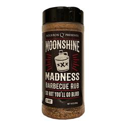 BourbonQ Moonshine Madness Barbecue Rub
