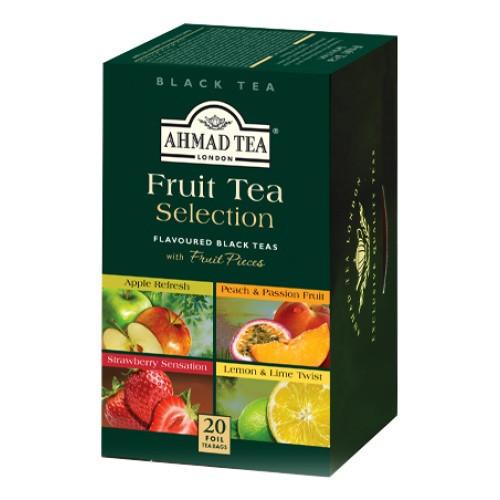 Fruktte Selection 20 Tepåsar / Fruit Tea Selection 20 Teabags