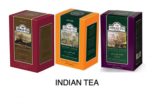 Ahmad Indian Tea Bundle 3x454gr