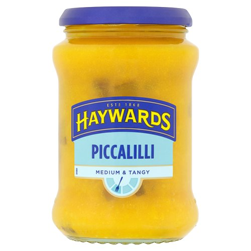 Haywards Medium and Tangy Piccalilli 400gr