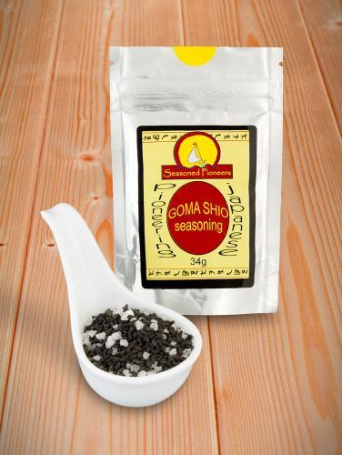Goma Shio Kryddblandning 34gr