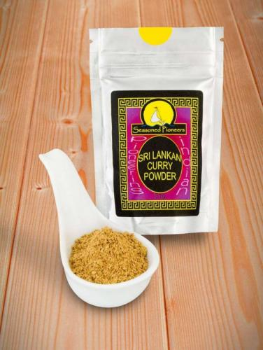Curry Pulver / ​Sri Lankan Curry Blend 31gr