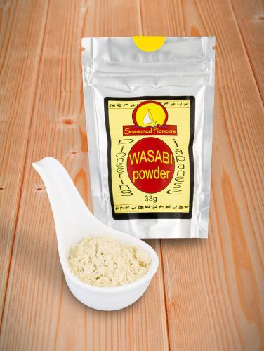 Wasabi Pulver / Wasabi Powder 33gr